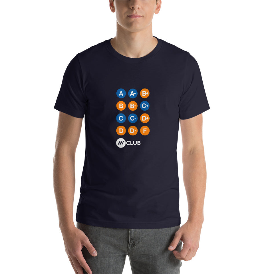 """Metro Line"" Review Grade Unisex T-Shirt"
