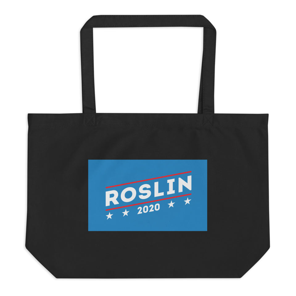 Roslin 2020 Large Tote Bag