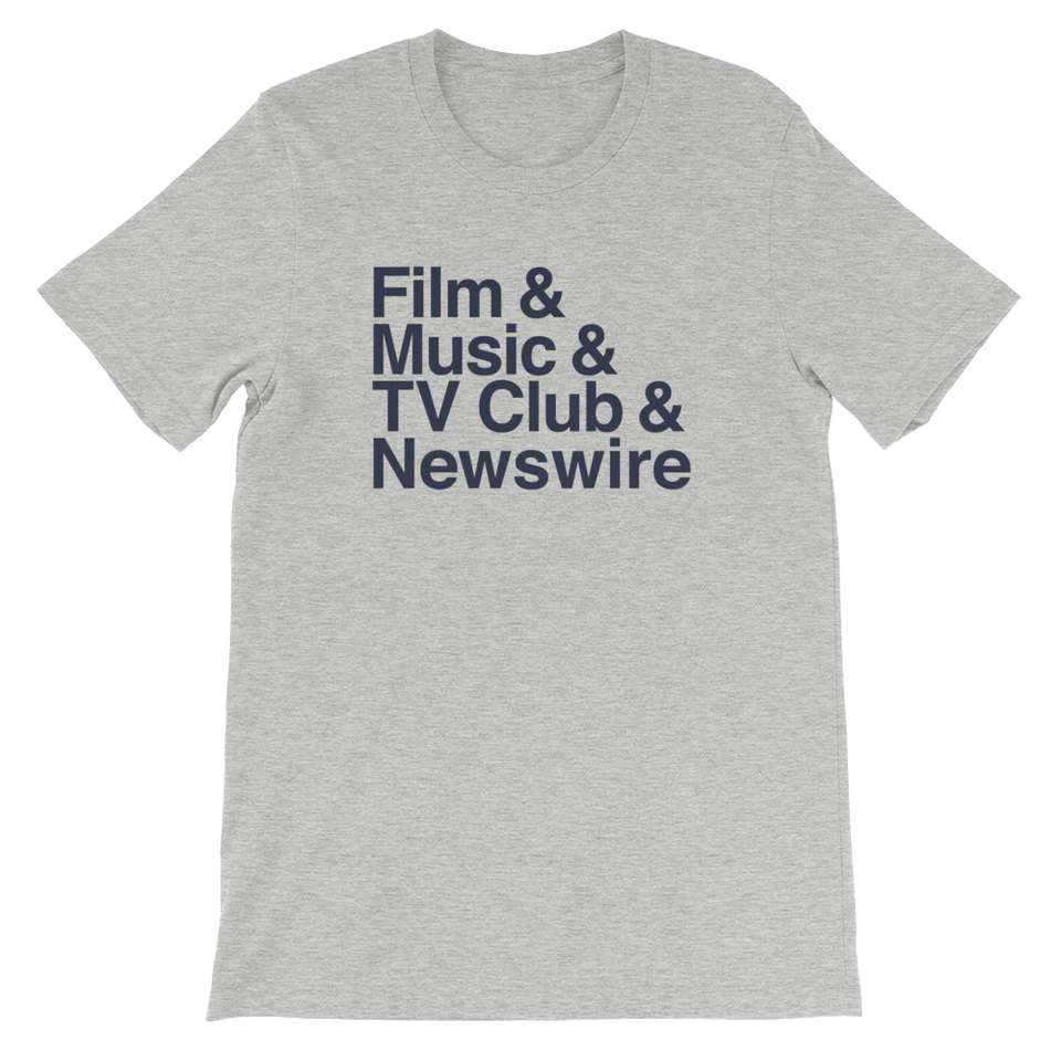 The A.V. Club 'Sections' T-Shirt