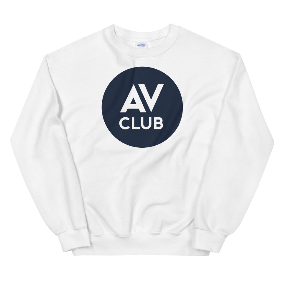 The A.V. Club Logo Sweatshirt
