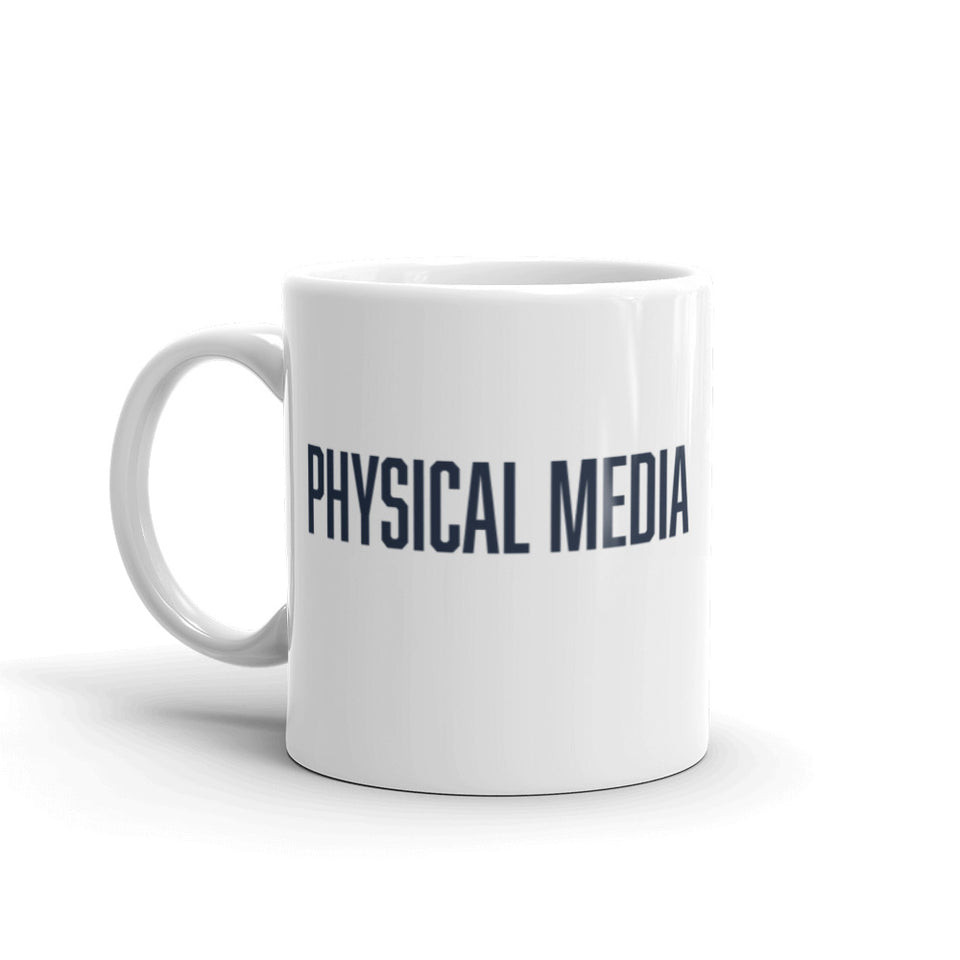 Physical Media Mug