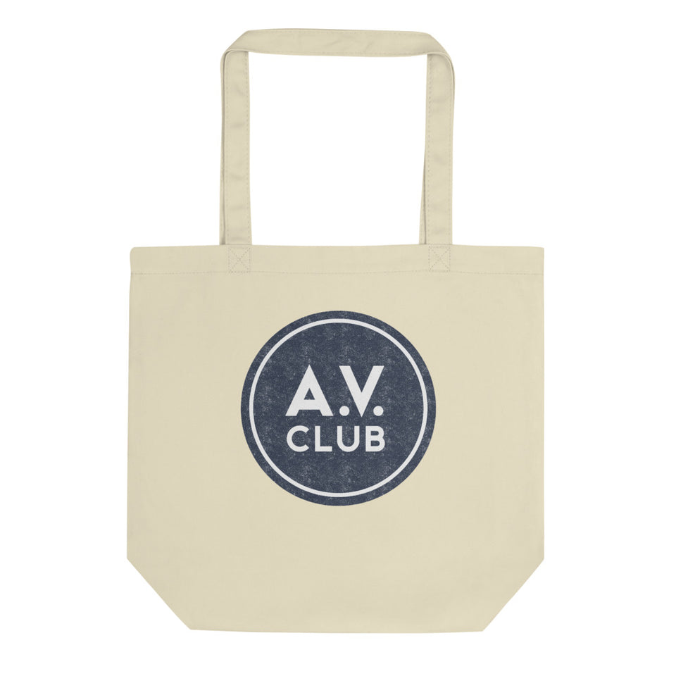 The A.V. Club Vintage Logo Tote Bag