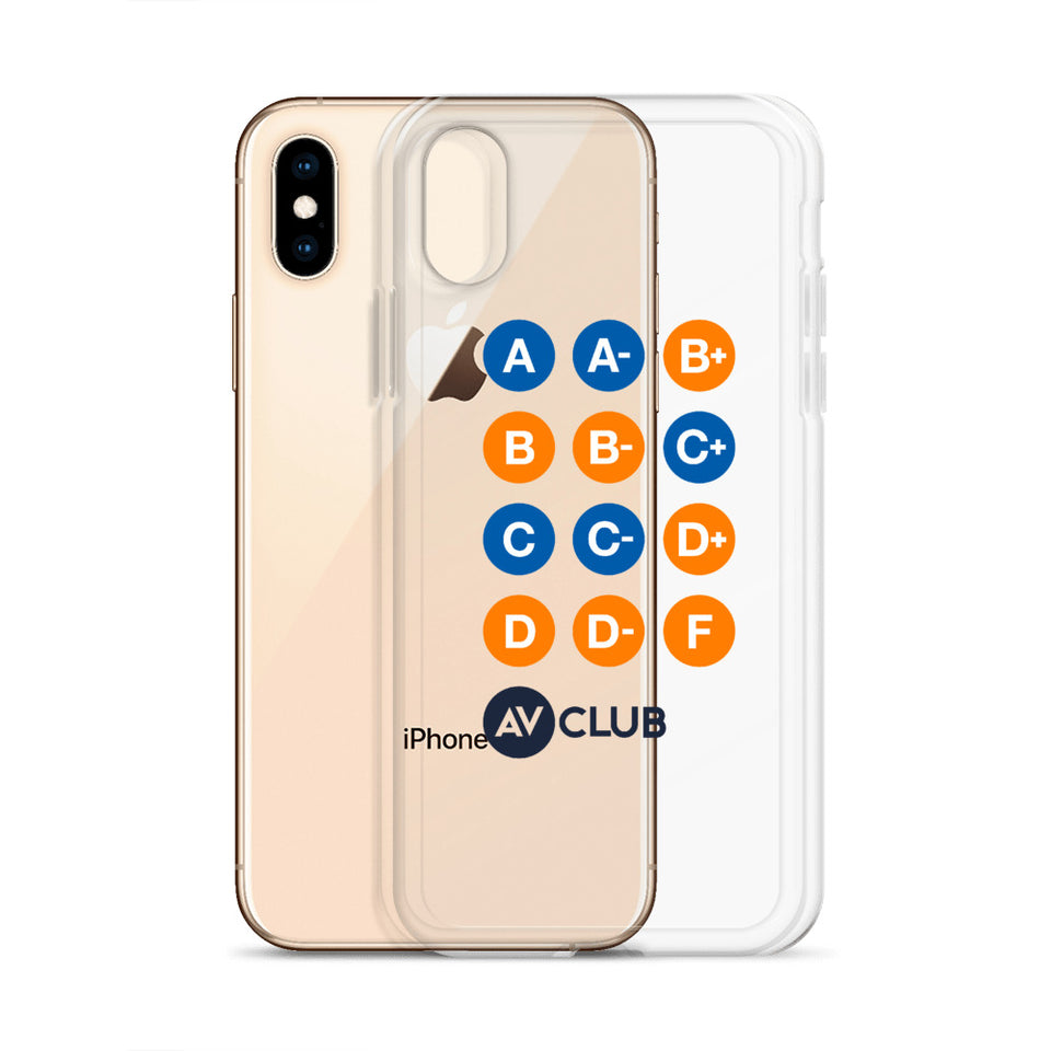 """Metro Line"" Review Grade iPhone Case"