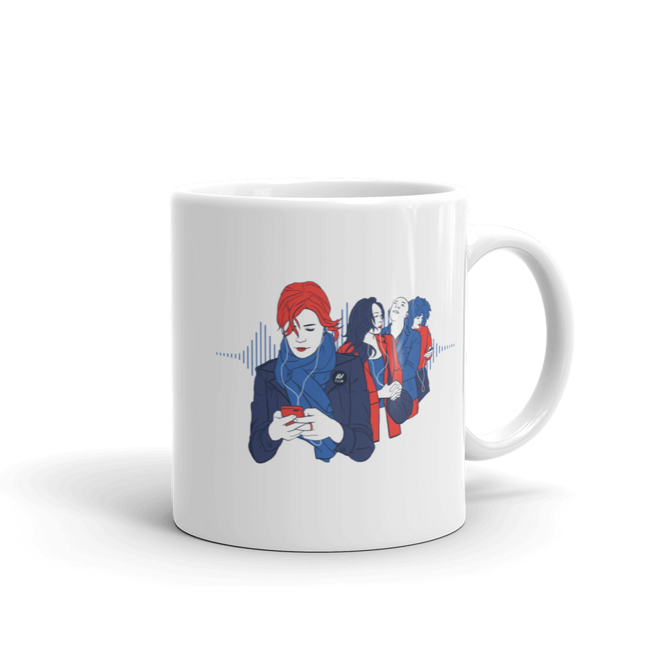 The A.V. Club Podmass Mug