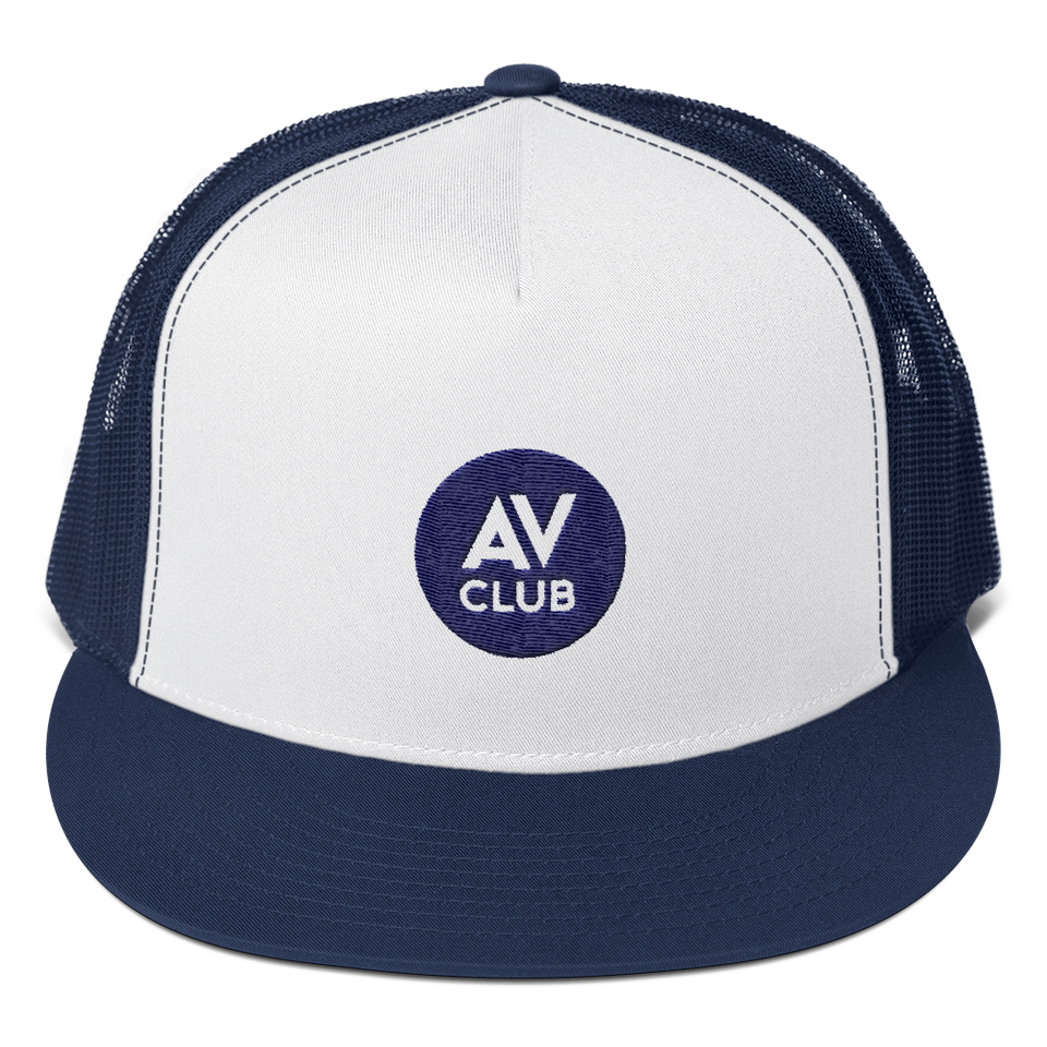 The A.V. Club Logo Trucker Cap