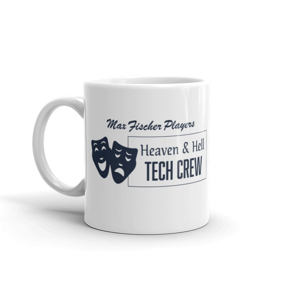 Heaven & Hell Tech Crew Mug