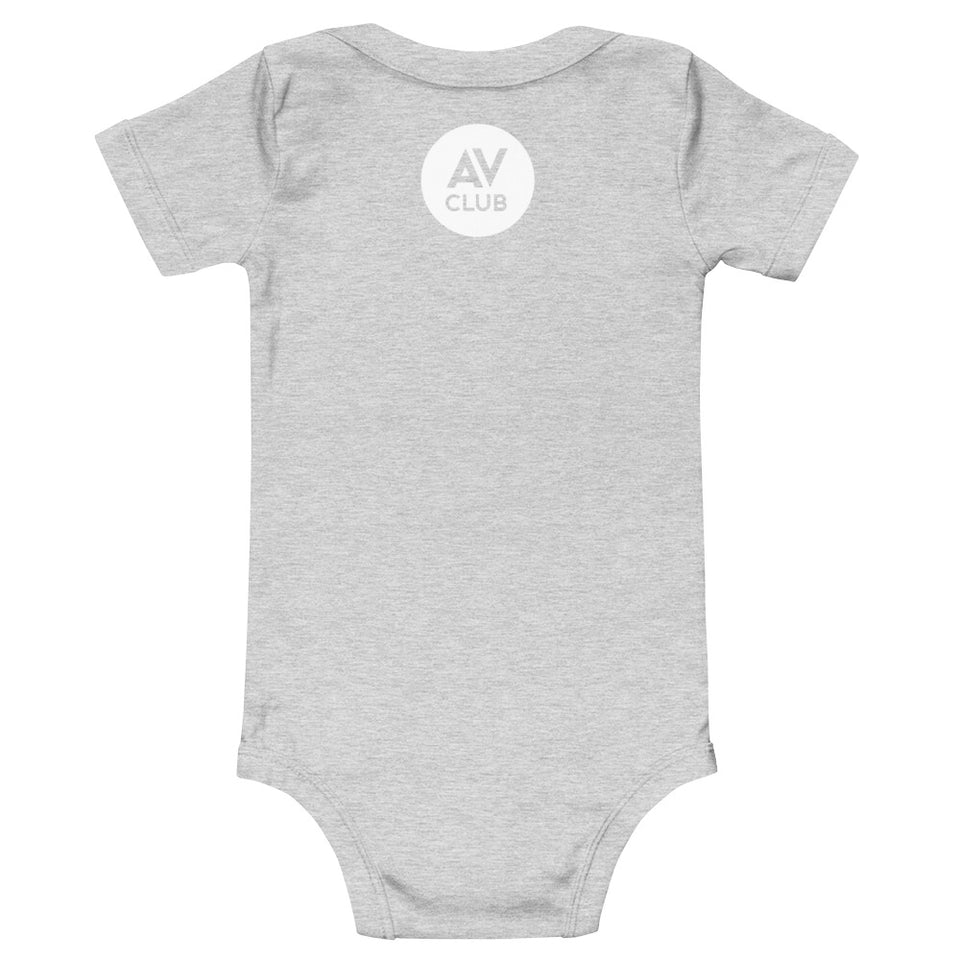 Physical Media Baby Onesie