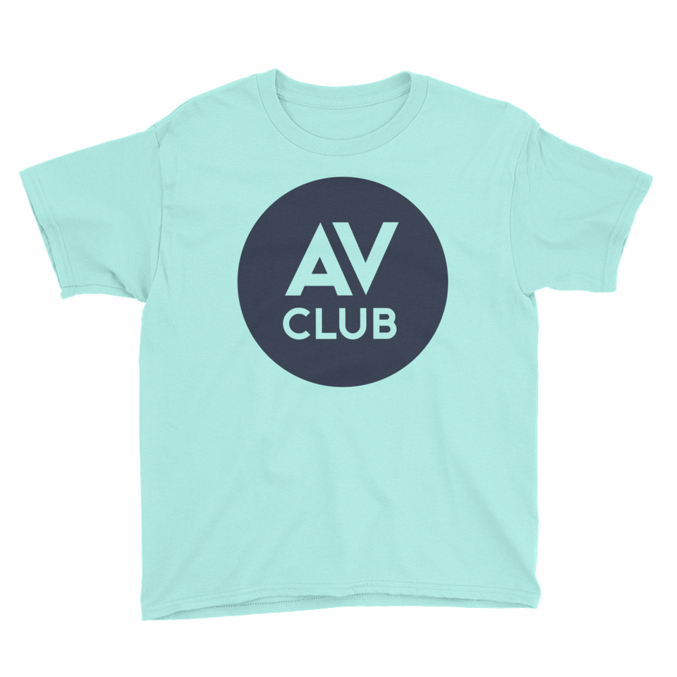 The A.V. Club Logo T-Shirt for Kids