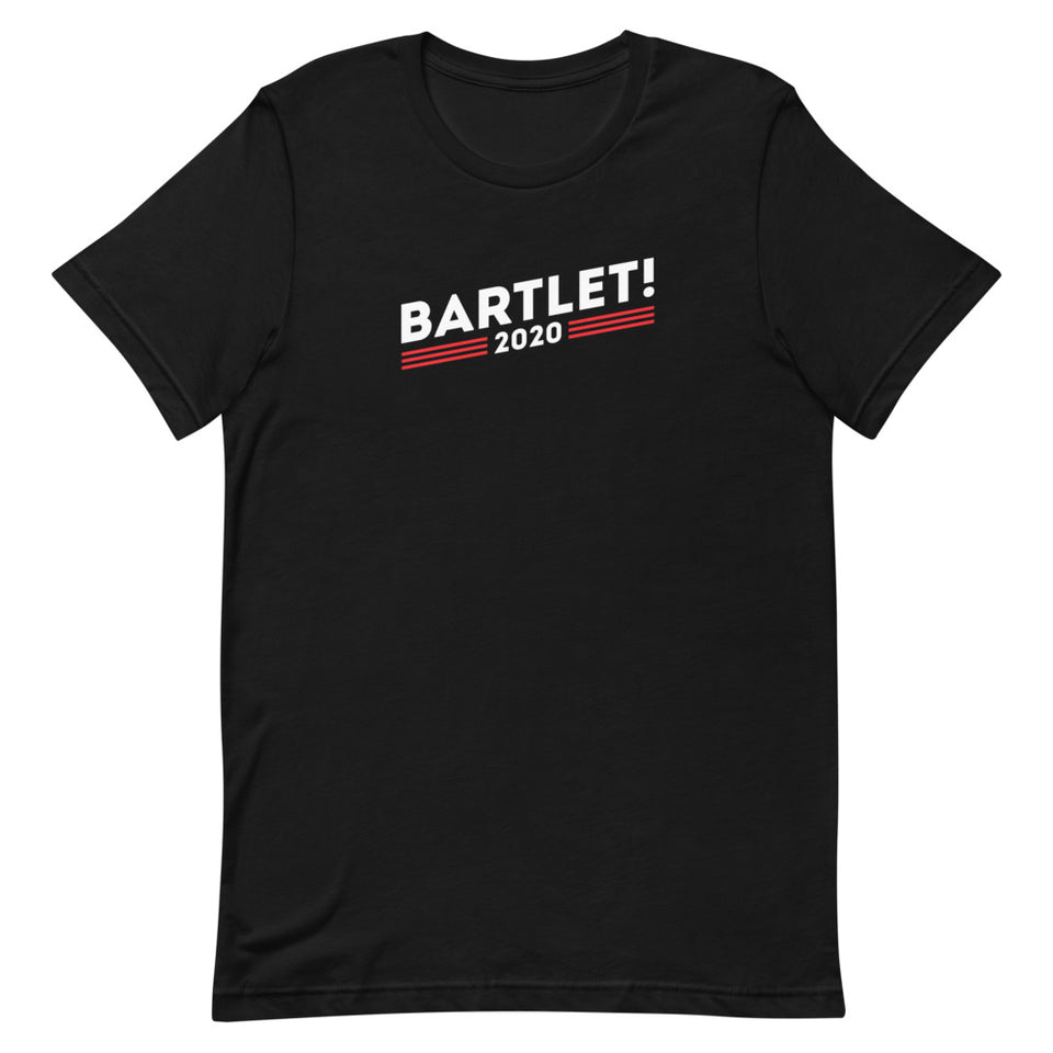 Bartlet 2020 Unisex T-Shirt