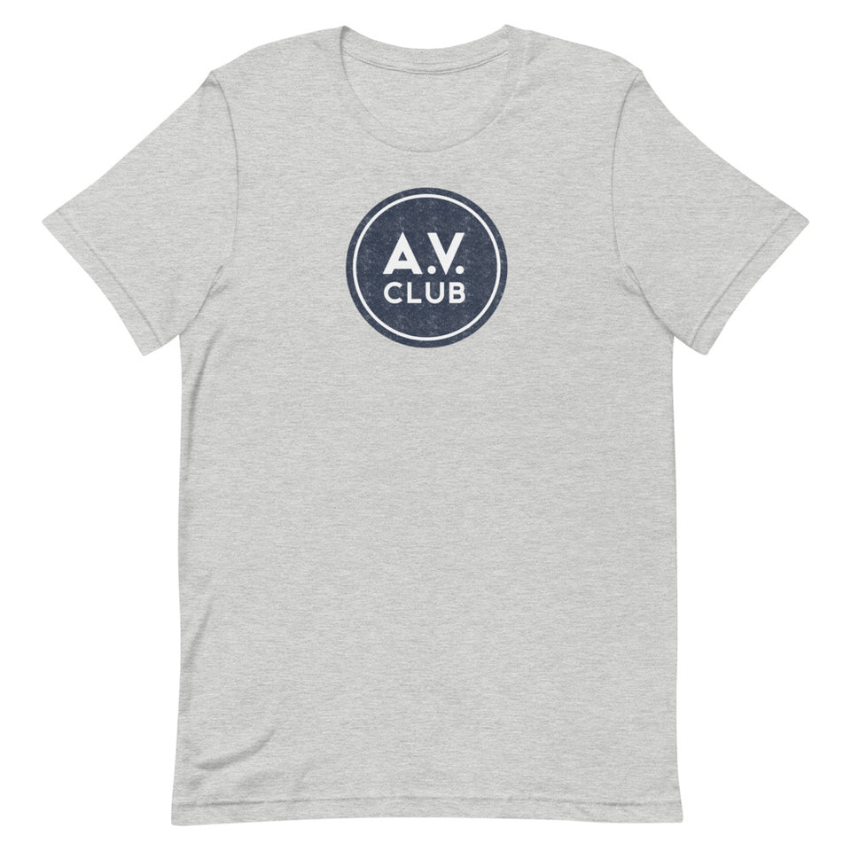 The A.V. Club Vintage  Logo Unisex T-Shirt