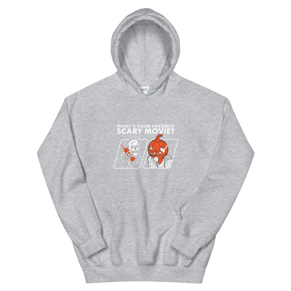 Scary Movie Unisex Hoodie