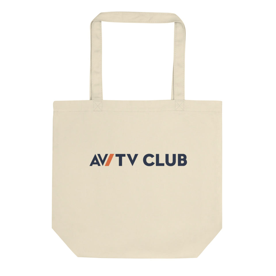 TV Club Tote Bag