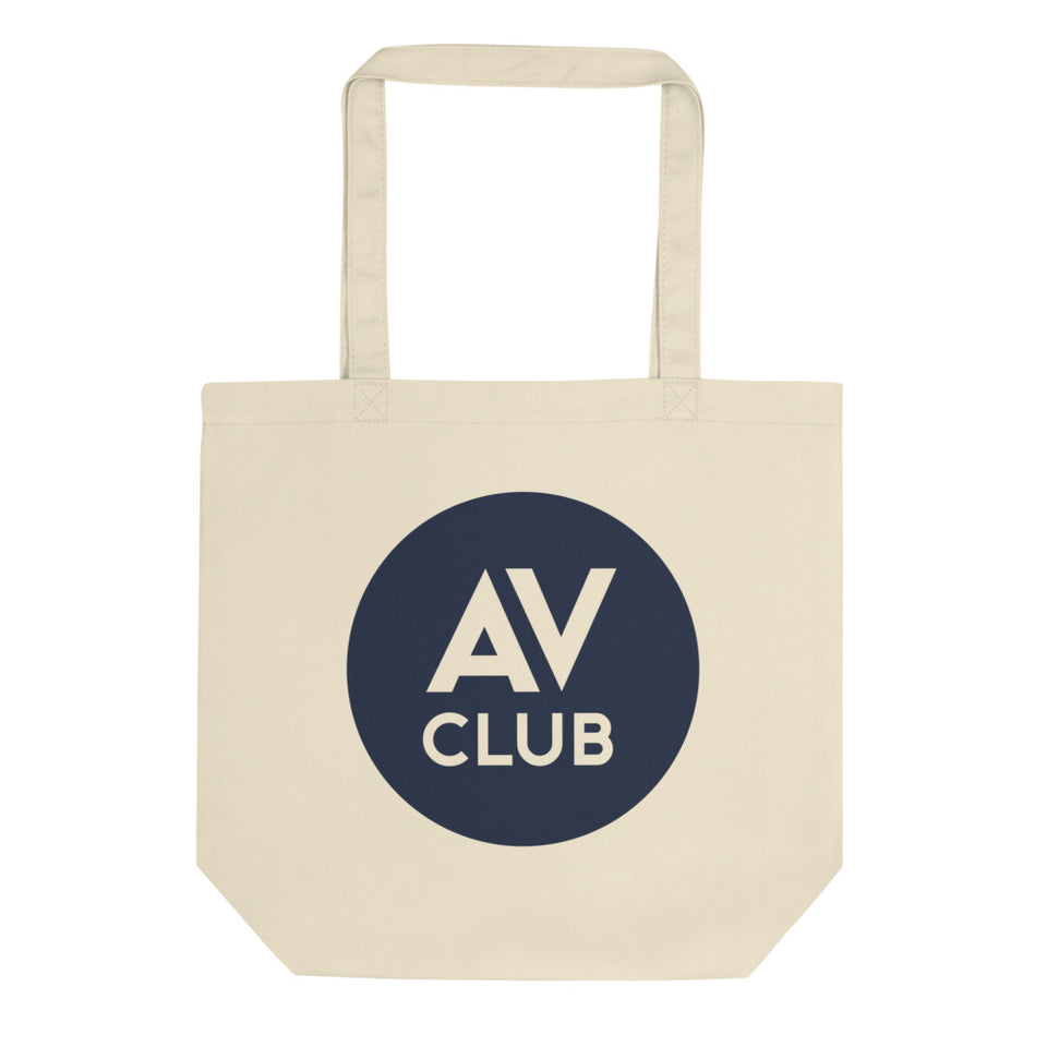 The A.V. Club Logo Tote Bag