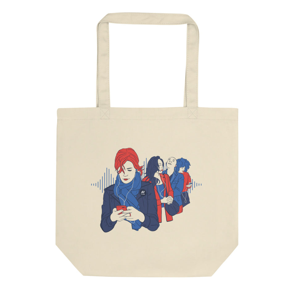Podmass Tote Bag