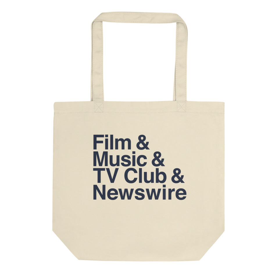 The A.V. Club Sections Tote Bag