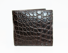 Load image into Gallery viewer, Mens Alligator Wallet
