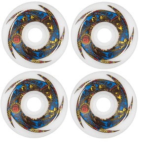 "LLantas "" 61 mm oj team rider speedwhels original white"""