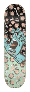 "Tablas ""Floral Decay Hand Team 8.25in x 31.8in Santa Cruz"""