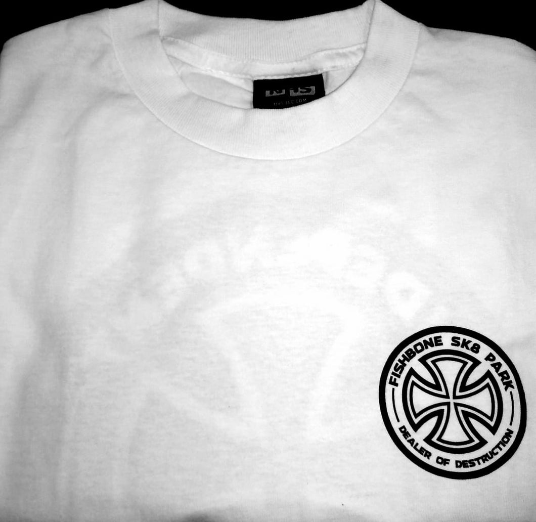 Playera Independent x Fishbone