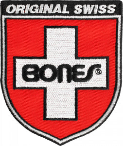 Parche Bones Bearings Swiss Shield 4""