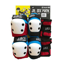 187 Killer Pads Six Pack de protecciones Junior
