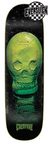 Tabla Creature Green Skull Everslick 8.59