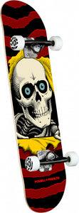 Tabla completa Powell Peralta Ripper Burgundy 7.5""