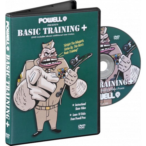 Video Powell Peralta Basic Training