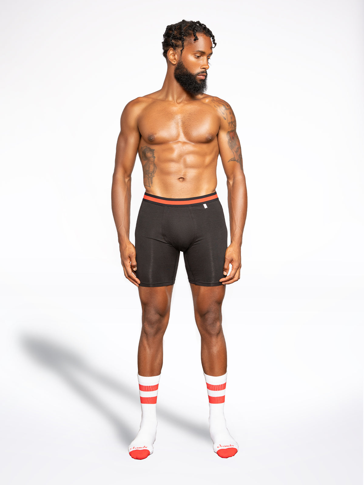 The Ultimate Underwear Black/Red