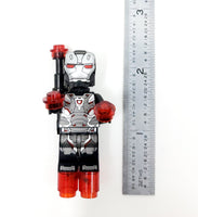War Machine Minifigure with LED Light Up Thrusters  – (Lego 76051) - BlingBlingBrick