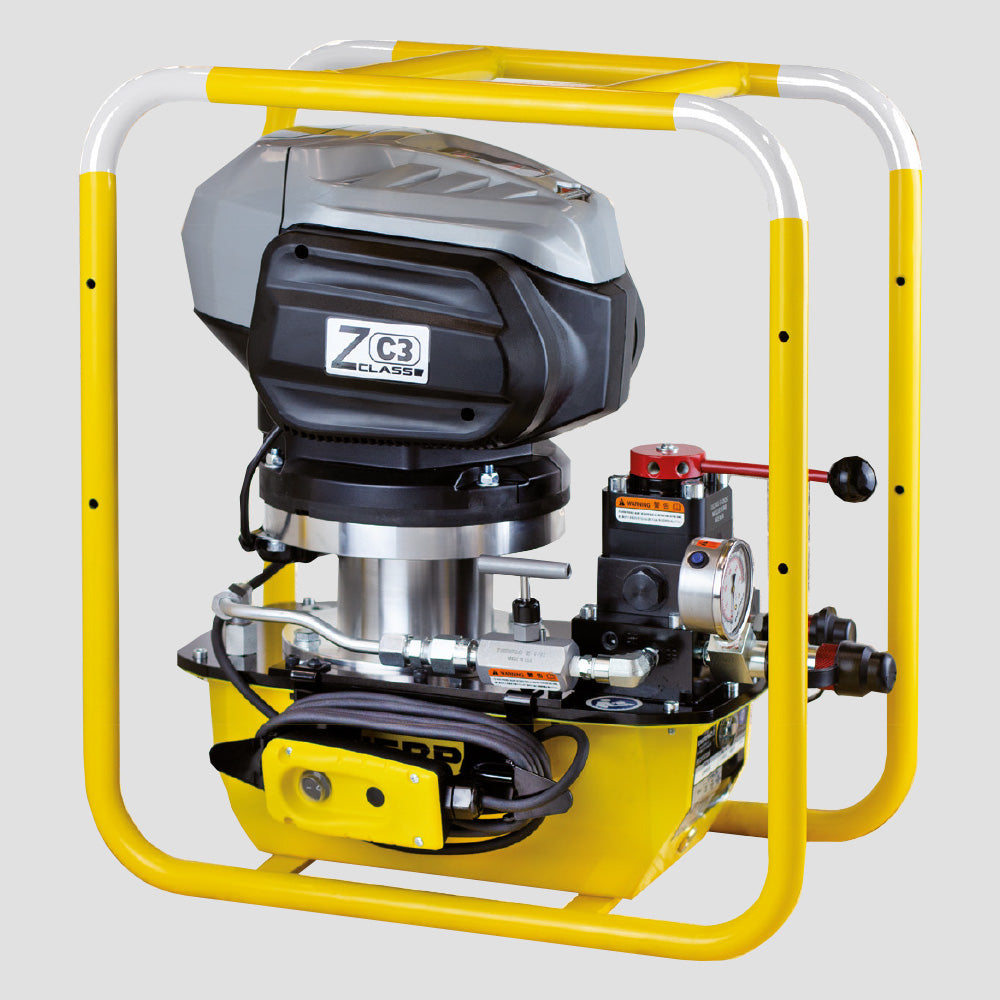 💡New💡 Enerpac Battery Driven Stressing Pump