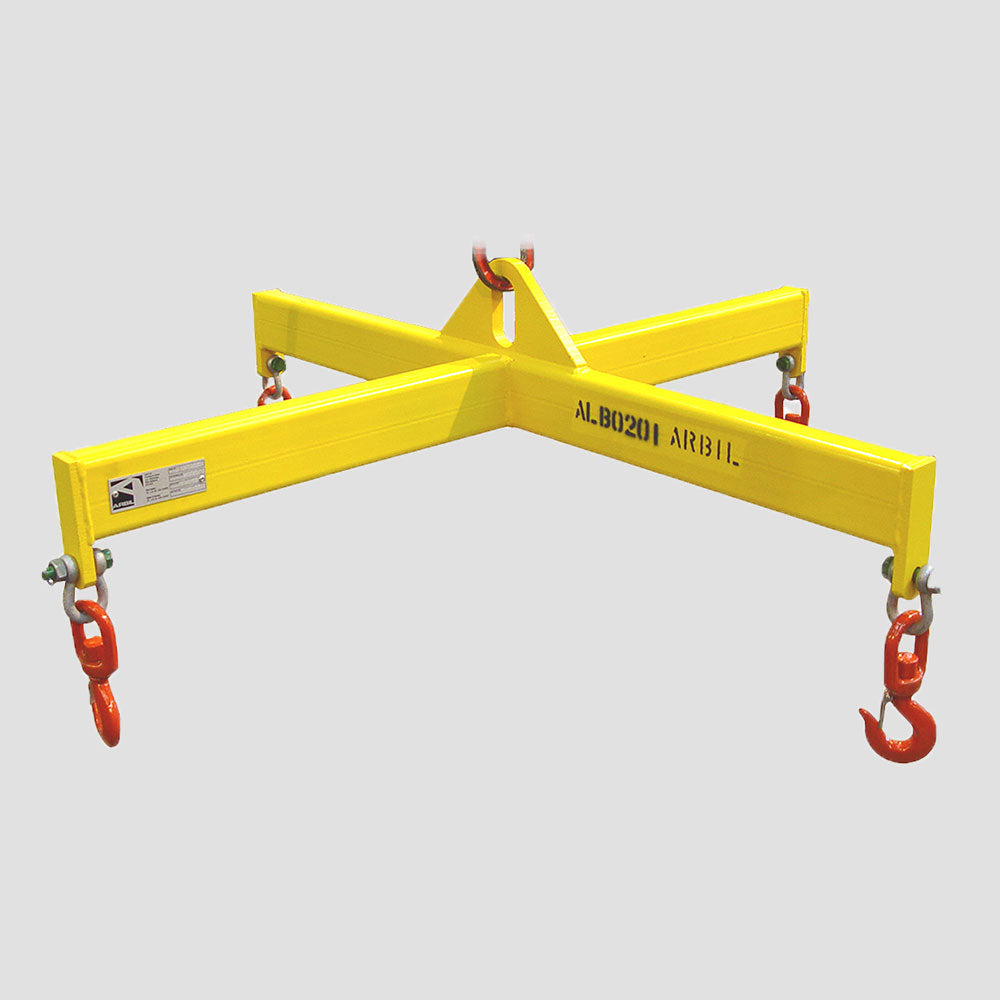 Arbil Ballast Bag Lifting Frame with Swivel Hooks