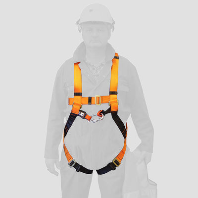 2 Point Body Harness AB/20/SL/RAIL (2554006175827)