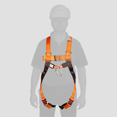 2 Point Body Harness. AB/20/SL/QR/RAIL (2554006143059)