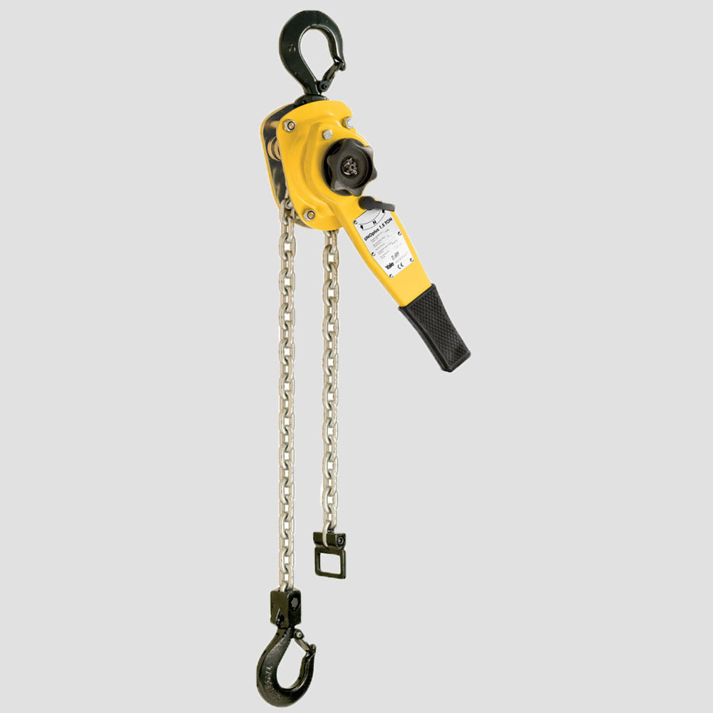 Yale UNO 1500kg Lever Hoist (4381345775699)