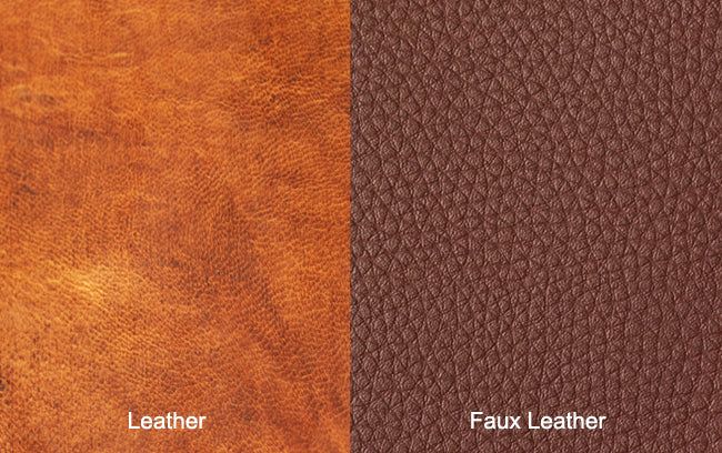 Don't Let Them Sell You Fake Leather. Learn How To Choose Real Leather
