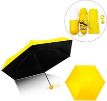 Load image into Gallery viewer, Anti UV Mini Folding Portable Umbrella
