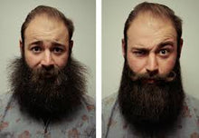 Load image into Gallery viewer, 2 in 1 HAIR & BEARD STRAIGHTENER