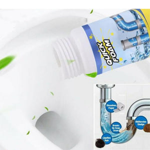 Quick-Foam Home, Kitchen  & Toilet Stain Removal- Pack of 3(50% OFF for Limited Period)