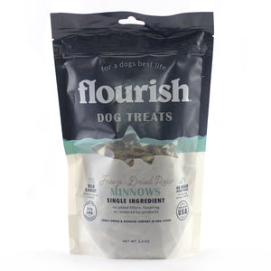 Freeze Dried Raw Minnows - 2.4oz