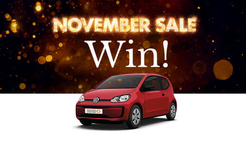 COMPETITION CLOSED. Win a Car Competition November 2018 - FAQs