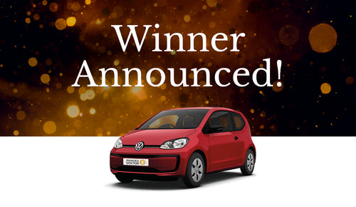 Win a Car: Our Winner Announced