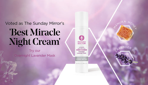 The Best Miracle Night Cream - Try this Anti-Ageing Award Winner