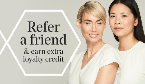 Refer a Friend and Earn Extra Loyalty Credit