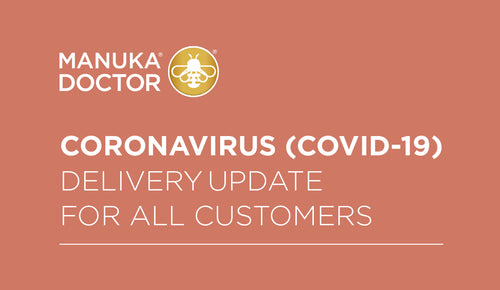 DELIVERY UPDATE FOR ALL OUR CUSTOMERS