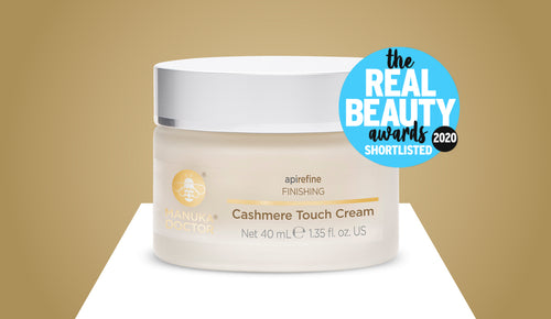 Shortlisted for the Real Beauty Awards