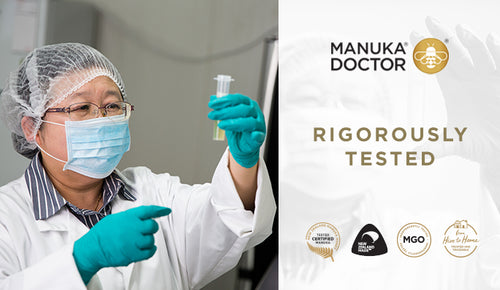 Guarantee your Manuka is genuine and rigorously tested with these simple checks