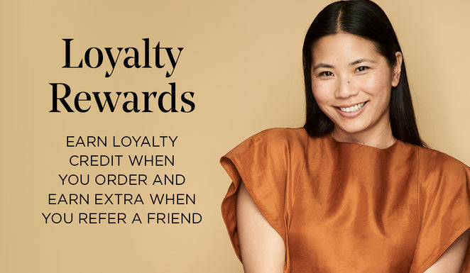 Our loyalty scheme - how to earn credit and save