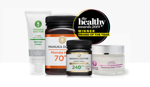 Manuka Doctor wins 'Brand Of The Year'