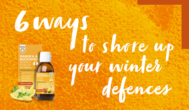 6 ways to shore up your winter defences